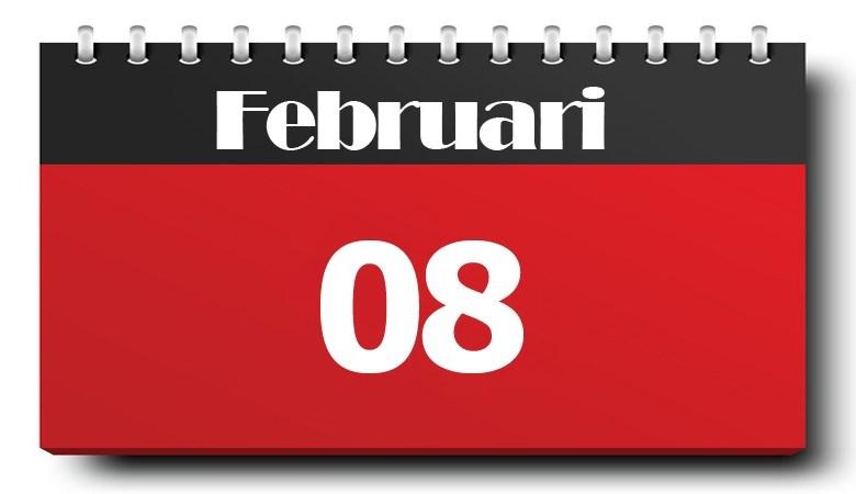 Februari 8