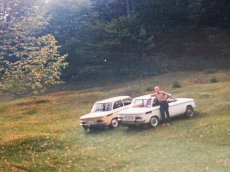 Cars from way back when….. part 1