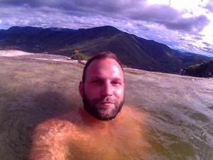 Oaxaca Waterfalls gopro
