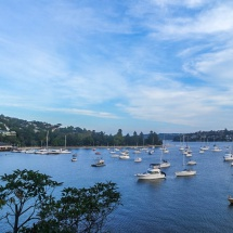 Manly Scenic Walk boats again