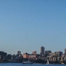 opera house&harbour bridge pano