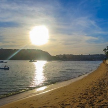 Manly Scenic Walk beach