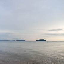 Otres beach island