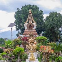 Kopan-garden temple big close