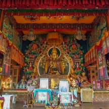 Kopan-meditation hall