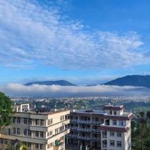 Kopan-morning clouds
