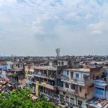 New Delhi-view on old delhi I