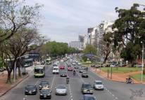Fußgängerbrücke Av. Figueroa Alcorta