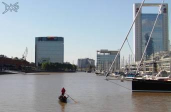 Hafengebiet Puerto Madero