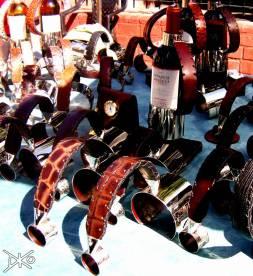 San Telmo Flaschenhalter
