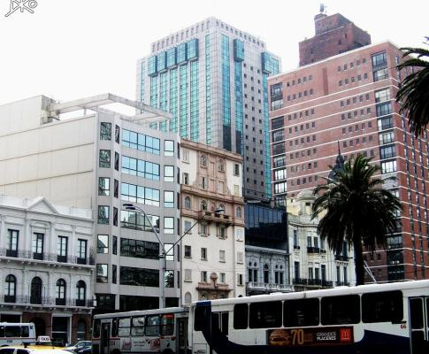 Kurzbesuch in Montevideo – Uruguay