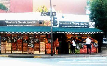 Obst und Gemüse Laden