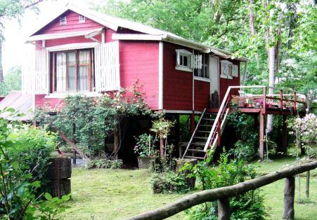 Haus im Delta