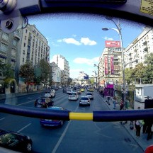 Sightseeing Bus Bukarest by DkO