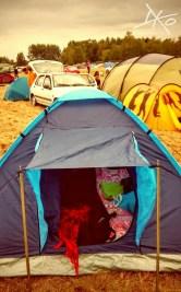 Camping Platz - Secrets Festival