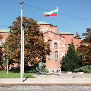 Bulgarien Flagge Haus by DkO