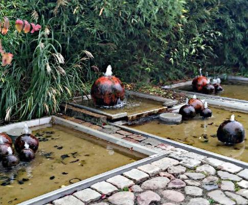 Gärten der Welt in Berlin Marzahn – Herbstfest und IGA
