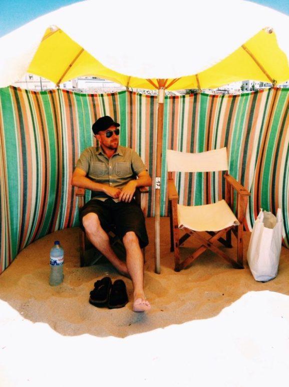 one of Portugals best beach -  Figueira da Foz Portugal