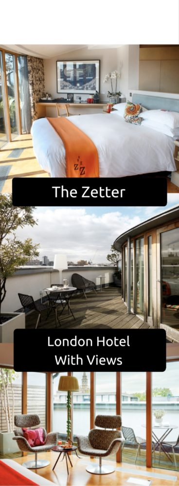 The Zetter Hotel, a stylish establishment in the middle of trendy Clerkenwell, London. This hotel is all about the fine details and they certainly fit in well with the chic neighbourhood in the East End. Click through for a review.