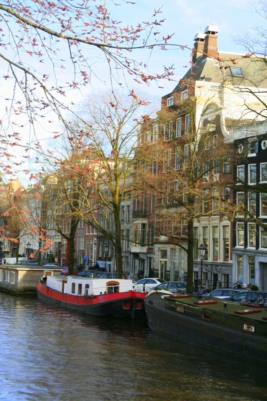 What is there to see, eat and do in Amsterdam? Wander the streets and canals and just soak it all up