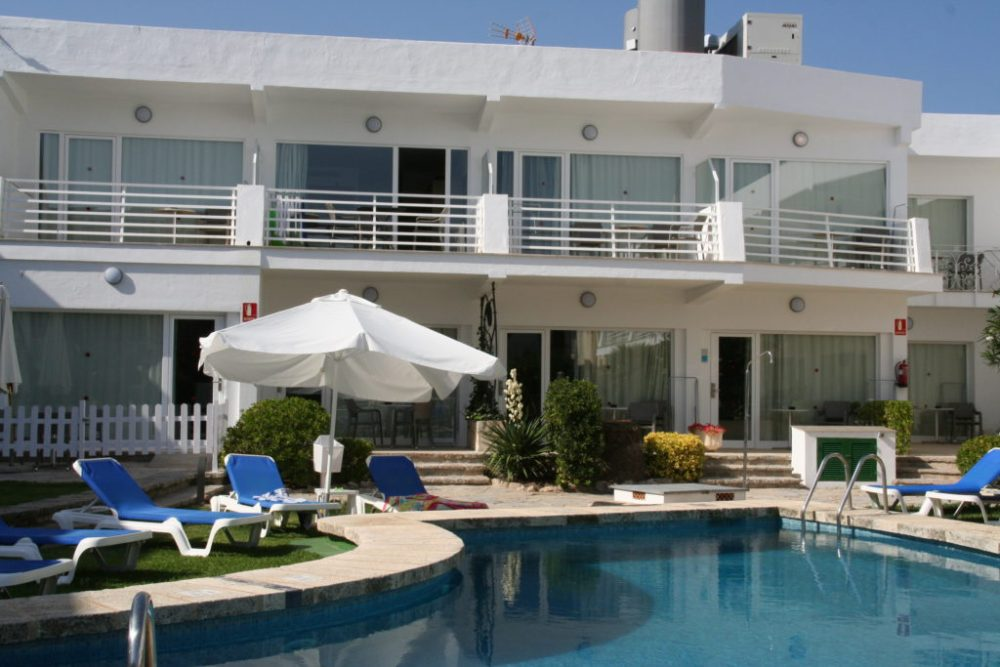 The Hoposa apart-hotel is the perfect choice for a family hotel Mallorca