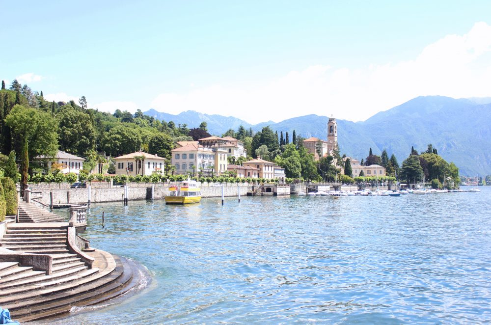 Day Trip ideas from Bellagio on Lake Como : Take a water taxi or ferry to Varenna and experience a bit of authentic Italy.