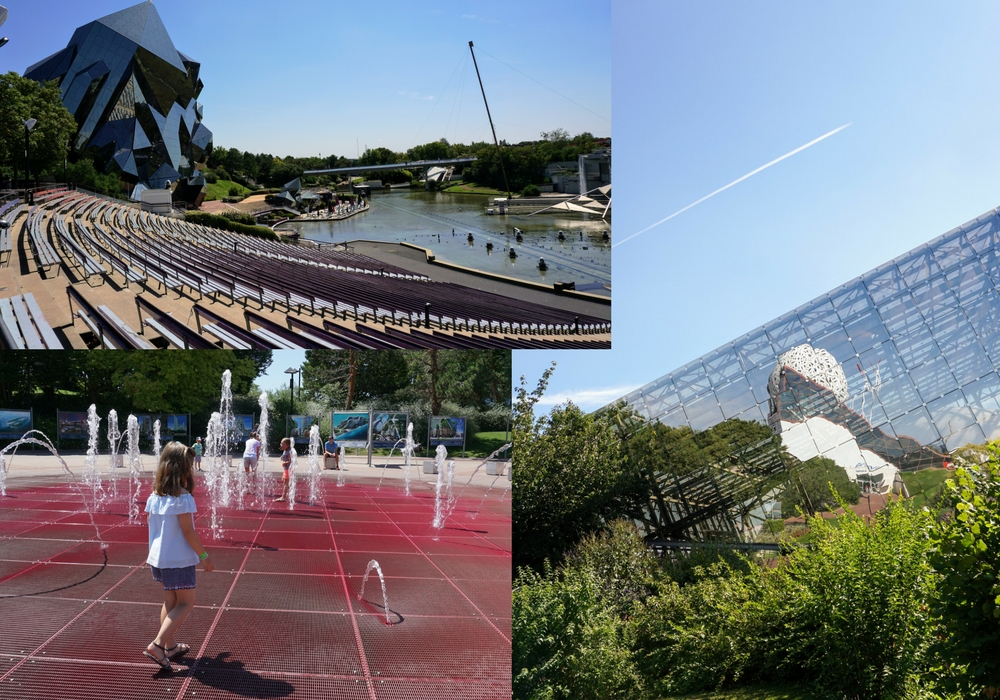 A collection of facts about Futuroscope - a theme park in france, days out with kids in France.