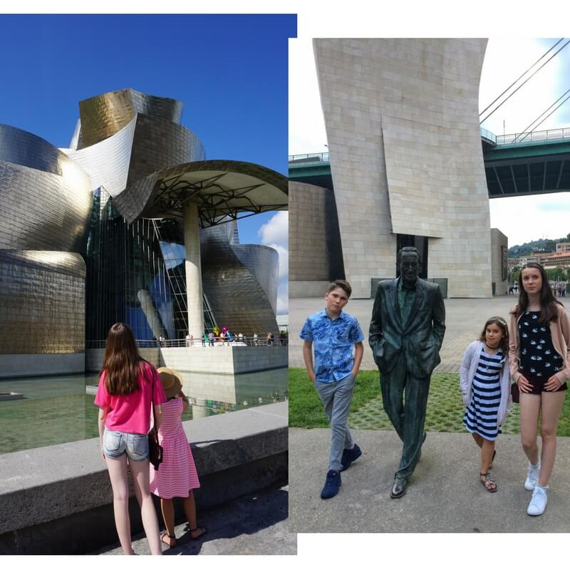 where to take the kids in Bilbao