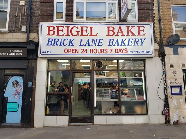 Brick Lane food