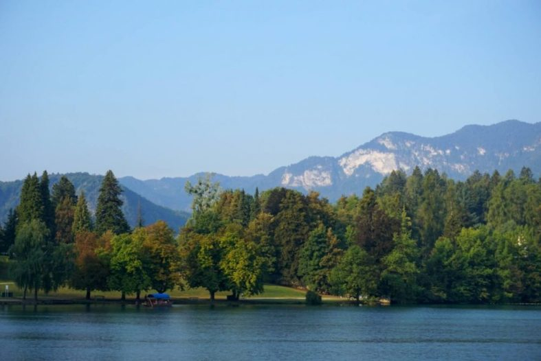 things to do around Lake Bled