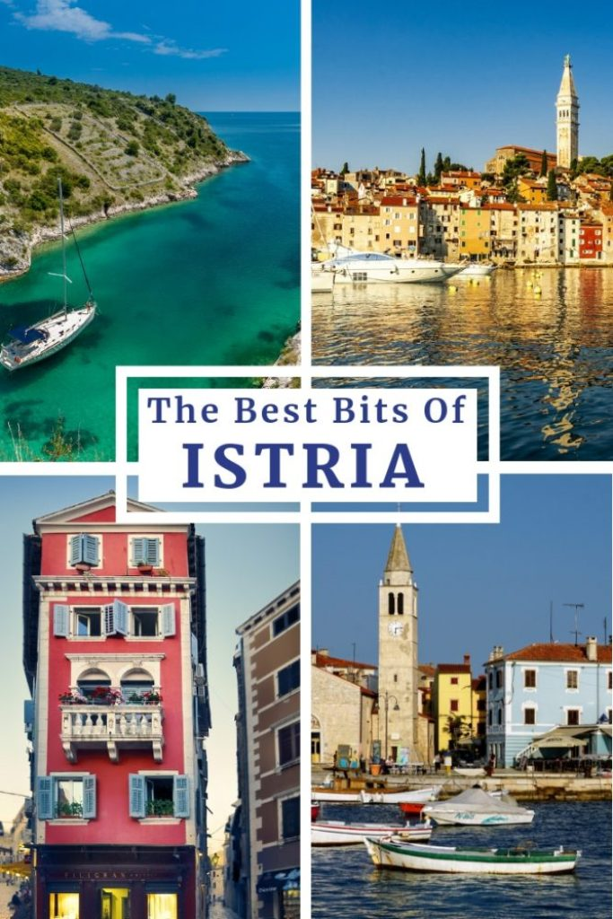Istria - one of the most beautiful places in Croatia, in fact Europe! Read my complete guide on the Istrian peninsula - all the reasons you should visit and what not to miss. #istria #croatia #besteurope #bucketlist #hiddeneurope