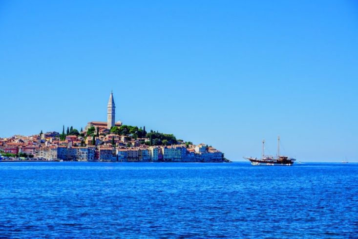rovinj - like Dubrovnik or Game of thrones fame