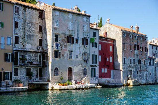 Rovinj - highlight of Istria