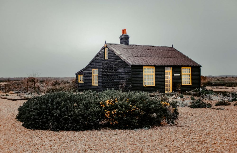 Dungeness is the UK's only desert and is a top place to visit in Kent if you're looking for things to see and do