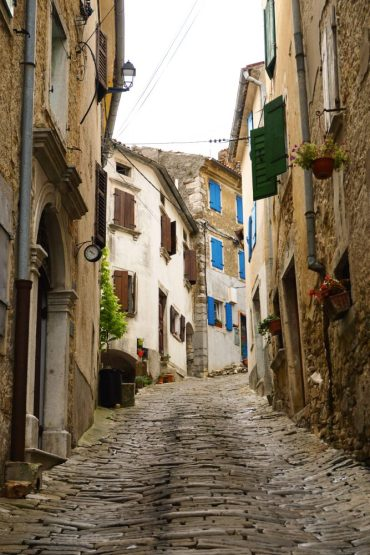 top towns to visit in Istria - Motovun