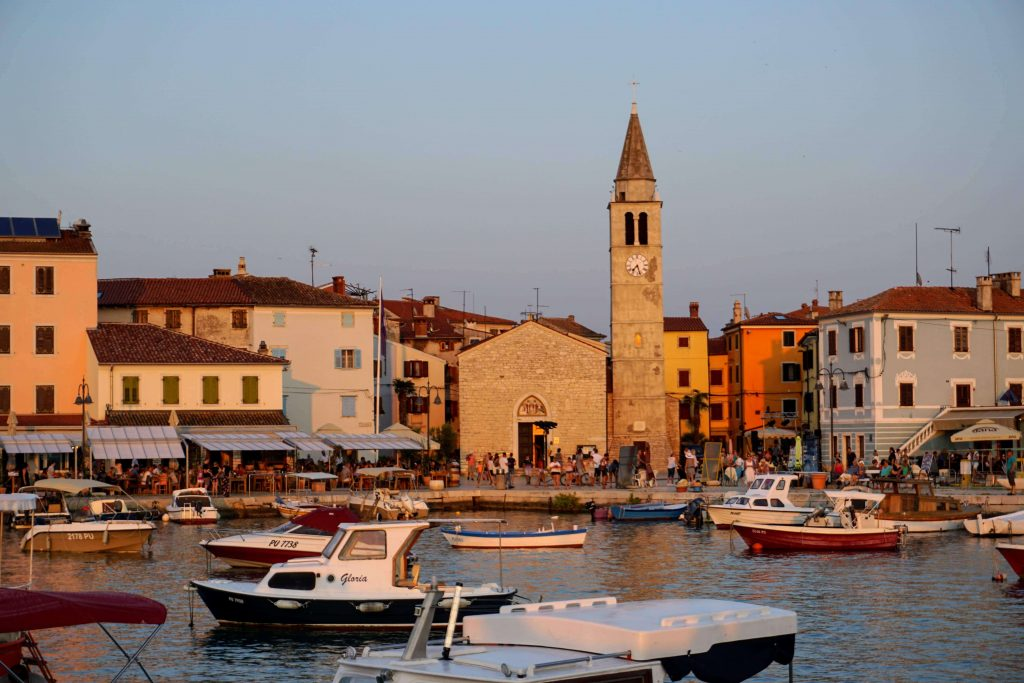 Fazana has to be one of Istria's prettiest harbour towns, a definite hidden gem in this part of Croatia