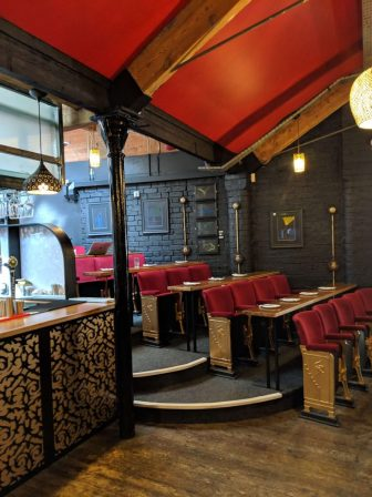 Peggy's Skylight - Jazz bar nottingham