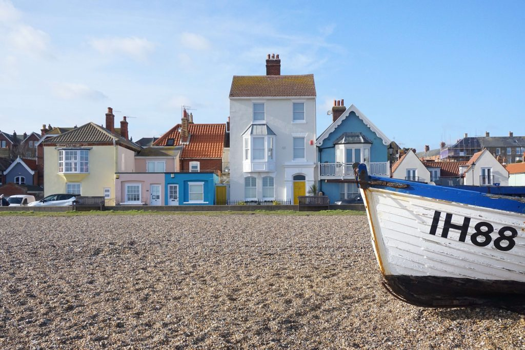 aldeburgh, one of the best seaside towns in england. short break suffolk