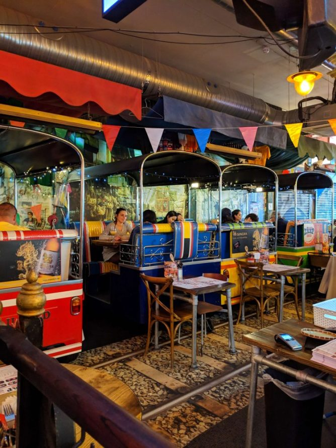 Nottinghams Coolest Places To Eat The Quirky The Queer