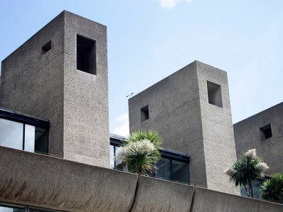 hidden gem of london - the barbican centre