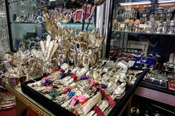 unique place in london - silver vaults