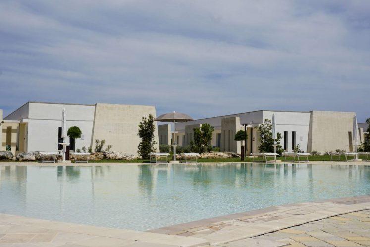 Nice all inclusive hotel with family rooms in Puglia - Hotel Relais Masseria Le Cesine