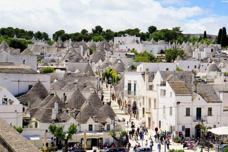 best towns to visit in Salento, Puglia