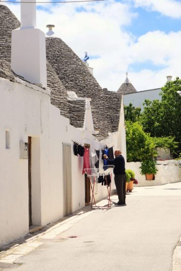 Alberobello - the best place to see trullo houses in Puglia