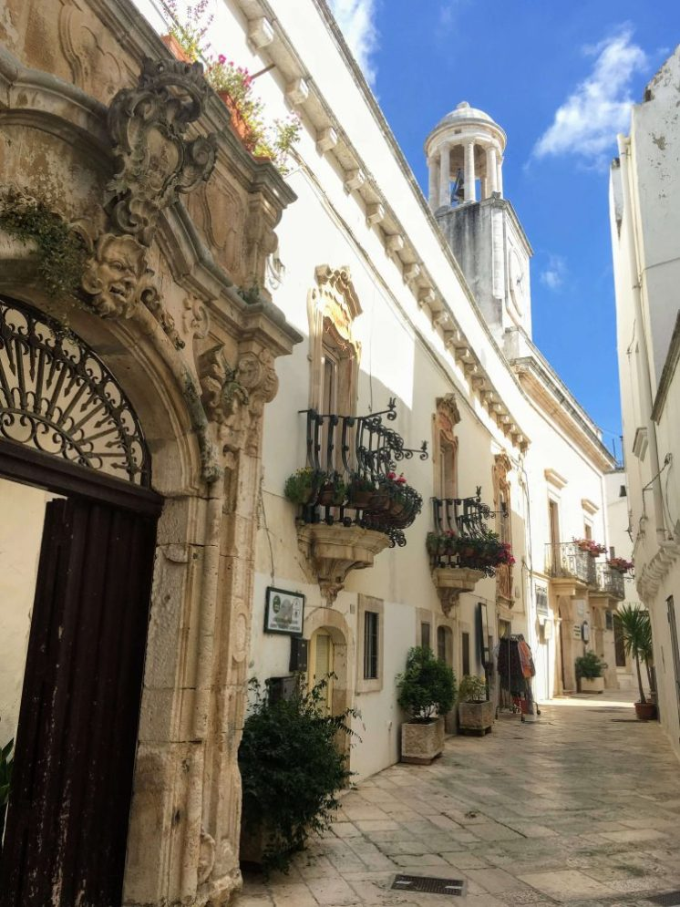 best things to see in Puglia - Locorotondo