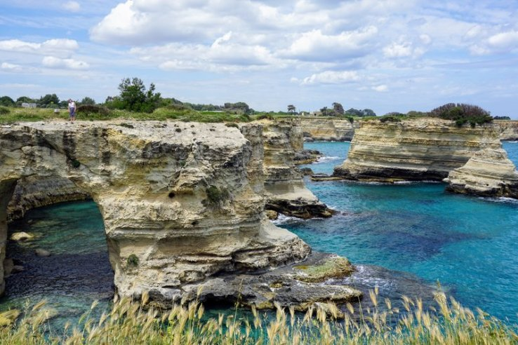 best coastal drive in puglia