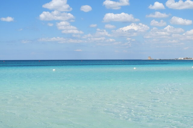 Puglia beaches are some of the best in Italy