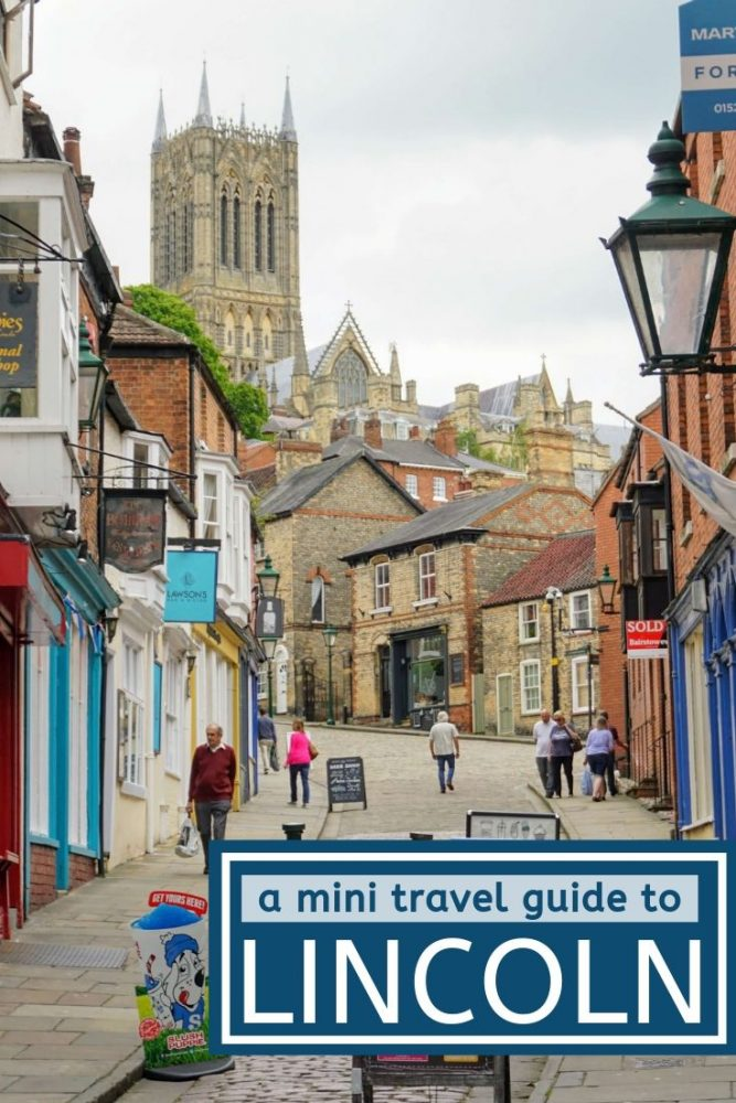 A mini travel guide to the historic town of Lincoln. What to see and do and all the best places to eat - check out our tips for a great day trip to Lincoln, England. #Lincoln #England #Ukminibreak #history