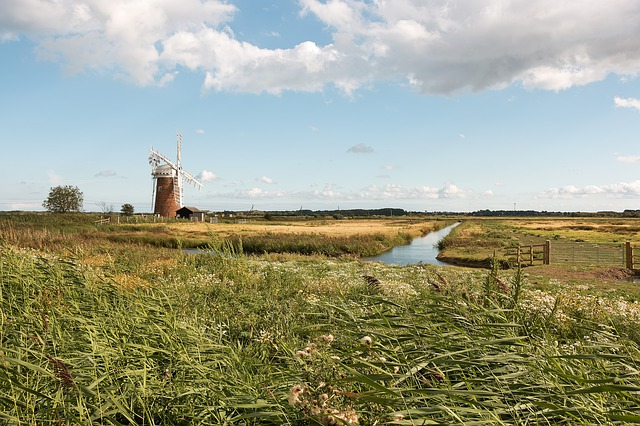 norfolk - nice places to visit in the Uk for weekend