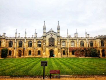 cambridge in a day